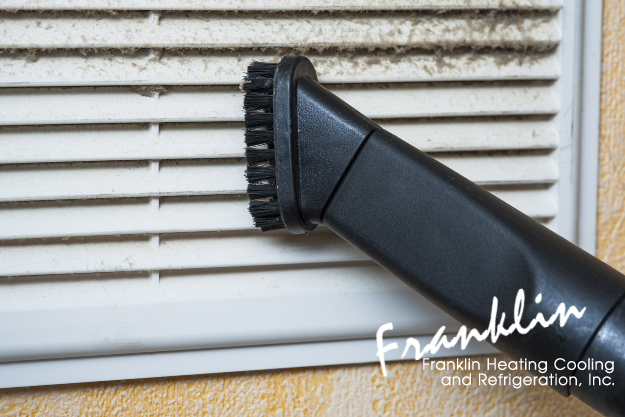 dirty air vent - Is Your Home Making You Sick?